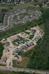 Rolling Ridge overhead photo